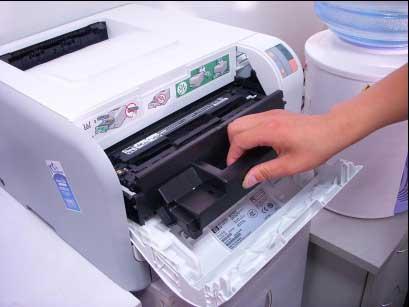 图解怎样使用复印机