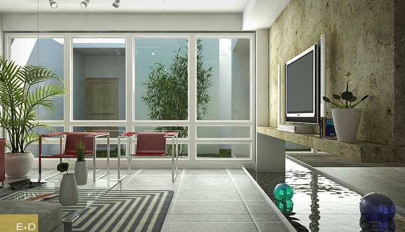 新房室内设计效果图,房屋装潢装修装饰效果图