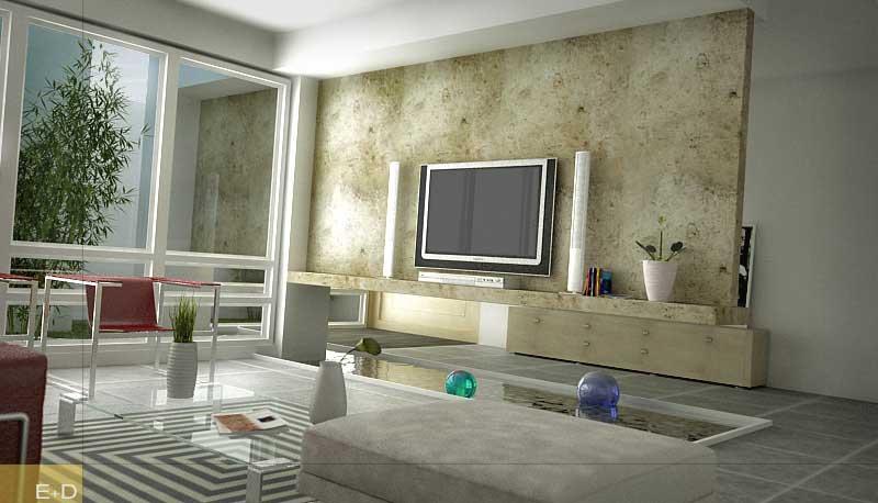 新房室内装修效果图