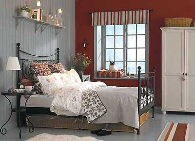 中小户型卧室设计-综合居室设计图-室内设计