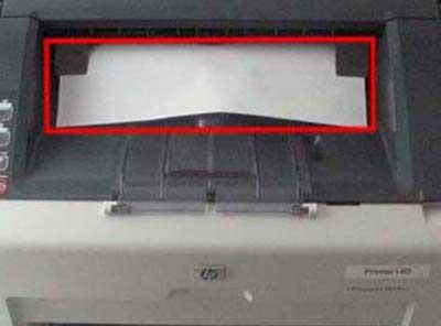 怎样解决 HP Laserjet 1022 打印机的卡纸问题 打印机卡纸类 维修资料 图片